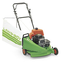 How can i make my lawn mower more powerful and fast?